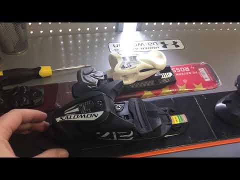 Before You Adjust/Remount Your Bindings, What To Check. Ski Bindings Tutorials | Ride Utah