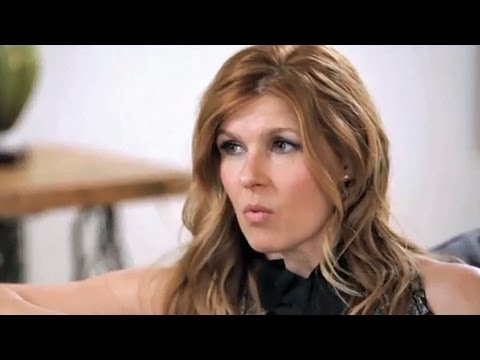 CONNIE BRITTON on Being an Adoptive Single Mom || THE CONVERSATION WITH AMANDA DE CADENET
