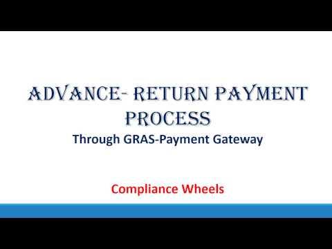 New MVAT payment method