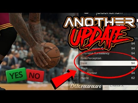 2K IS LOOKING TO CHANGE THIS IN THEIR NEXT UPDATE | IS THIS NEEDED?