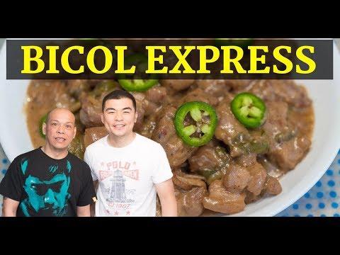 Bicol Express ala Bebet | Episode 1  Panlasang Pinoy Bisita Kusina