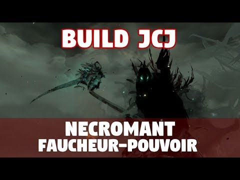 Guild Wars 2 [JCJ] Build Necromant Faucheur-Pouvoir