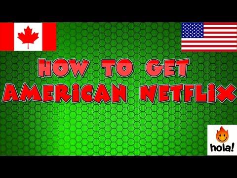 How To Get American Netflix
