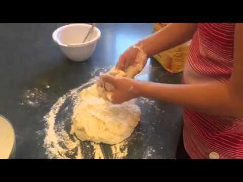 Bannock Recipe - How to make oven bannock.