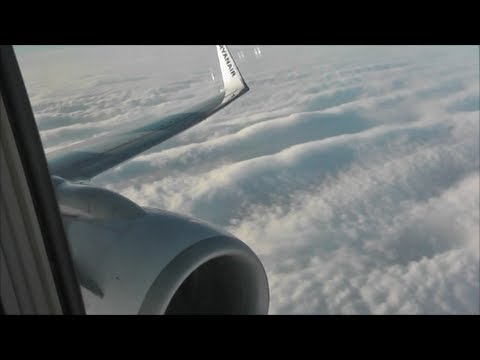 Ryanair Boeing 737-800 | Dublin to London Luton *Full Flight*