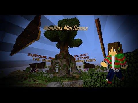 MineStrike - Mineplex Mini Games ~ w/ Noodle4Life