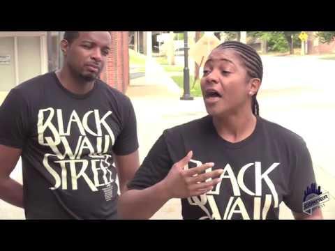 Corner Class: Jay Morrison Black Wall Street Tulsa, Oklahoma Recap