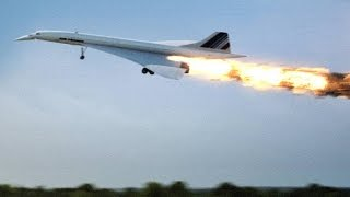 How the Crash of Flight 4590 Destroyed Concorde