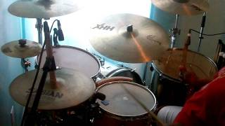 Xavier Davis John Benitez Jeff Tain Watts Jimmy Greene  Old Rugged Cross Drum Cover