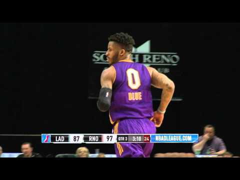 Western Conference Leading Reno Wins Again 131 - 113 Over Los Angeles