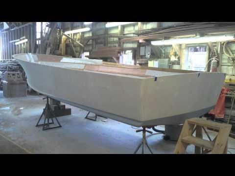 22 harrison boatworks