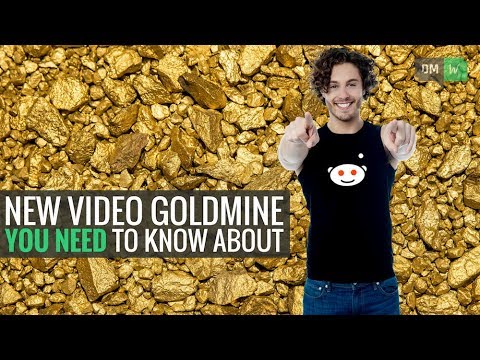 The New Video Goldmine You NEED To Know About - DMW #44