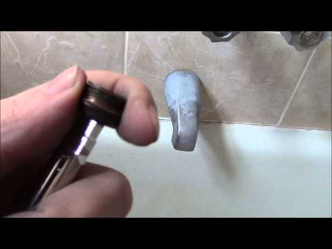 How To Replace A Bathtub Faucet Seat Quick And Easy