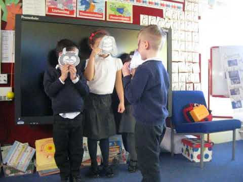 Year 1 Retelling the story:  Where the wild things are