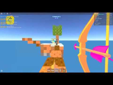 Skywars Mega VIP (1 Round of game per video)
