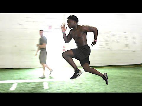 Top Speed & Lower Body Athletes Training
