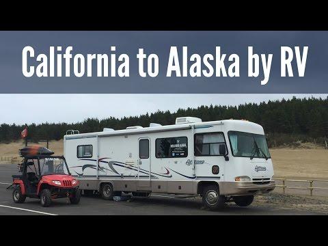 Ultimate RV Road Trip: Part 5 California to Alaska
