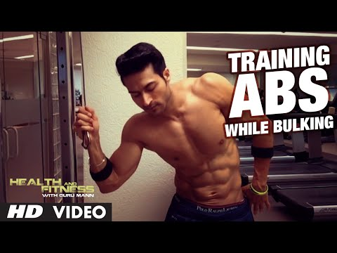 Should You Train Abs During Bulking?   Health & Fitness