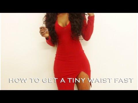 HOW TO GET A TINY WAIST FAST || WAIST HACKS EVERY GIRL SHOULD KNOW || RACHEL BADA