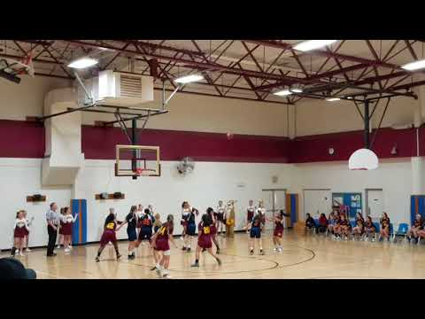NORTHERN MIDDLE SCHOOL VS. GREATMILLS MIDDLE SCHOOL
