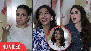 UNCUT - Chit Chat with Veere Di Wedding Cast | Kareena Kapoor, Sonam Kapoor, Swara Bhaskar, Shikha