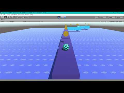 24. ROTATING THE COINS, SCRIPT  | BUILD VIRTUAL REALITY GAMES FOR UNITY USING GOOGLE CARDBOARD