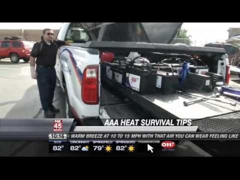 Six Things You Need to Know About Summer Heat and Your Car