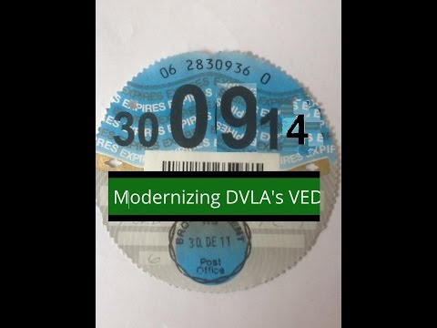 DVLA Road Tax Changes