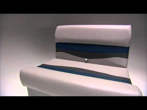DeckMate Classic Pontoon Boat Furniture & Seats