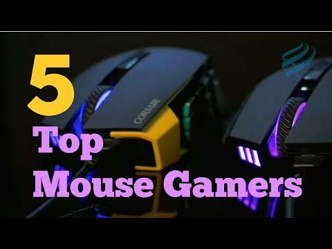 5 Top Mouse Gamers 2018