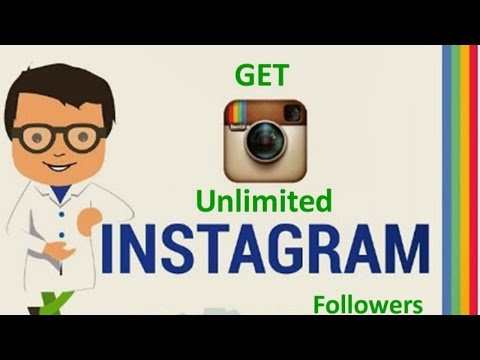 How to get tons of followers on Instagram