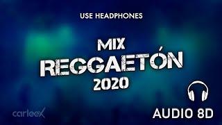 Mix Reggaeton 2020 | AUDIO 8D - Use Headphones | CARLEEX