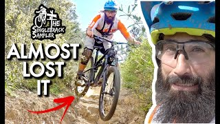 FUN ISN'T MEASURED IN ELEVATION // The Singletrack Sampler