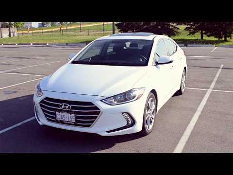 Car Tech || Hyundai Elantra 2017 Complete Review Video