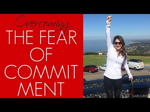 Overcome the Fear of Commitment - Engaged at Any Age - Coach Jaki