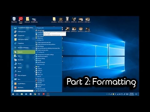 How to turn your DVR into extra PC storage (Part 2: Formatting)