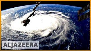 🇺🇸 Hurricane Florence threatens millions on US East Coast   Al Jazeera English