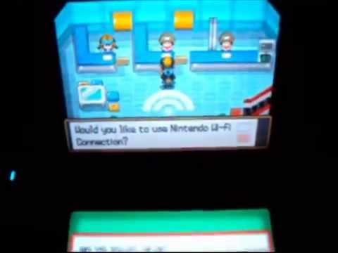 Nintendo DS - Wireless/Wi-Fi - Pokémon