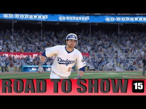 MLB 12 Road to the Show - Attribute Update | MLB 13 The Show Discussion [EP 15]