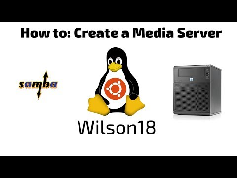 How to: Give your Ubuntu Server a Static IP  - Create your Own Media Server -- Part 2