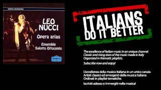 Salotto Ottocento Ensemble Vito Lombardo Leo Nucci  Luisa Miller
