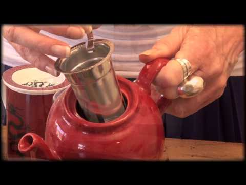 Char Videos - How To Brew Loose Leaf Tea