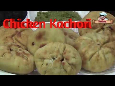 Chicken Kachori Recipe by Deepa Khurana
