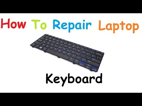 How To Repair Laptop Keyboard Keys Not Working