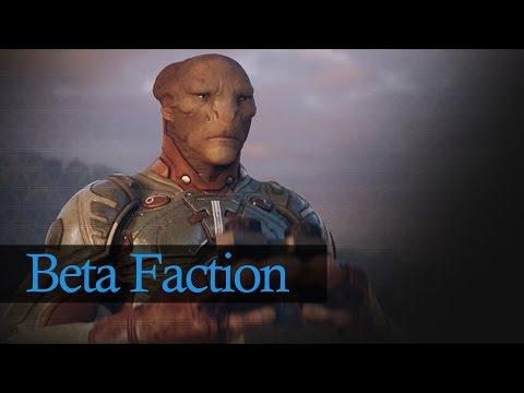 Grey Goo - Beta Faction