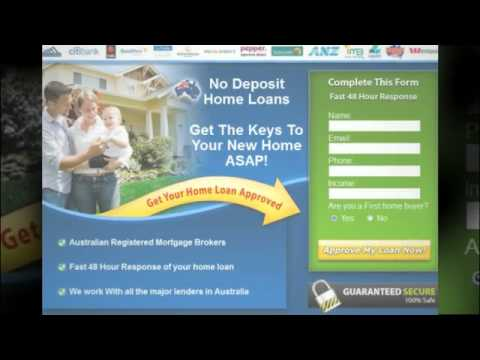 No Deposit Home Loans With Fast Approval !!!