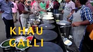 Khau Galli (Eat Street) Documentary Mumbai