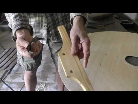 Making an authentic Viking shield, Part 1