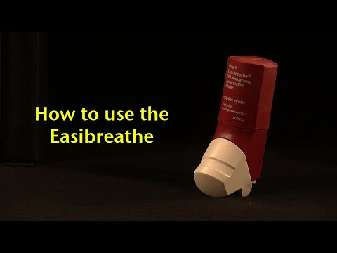 How to use the Easi-Breathe