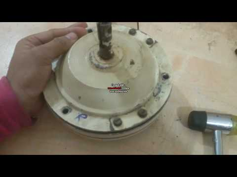 how to repair a ceiling fan | Chain rewinding and fitting |